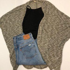 Cocoon light sweater